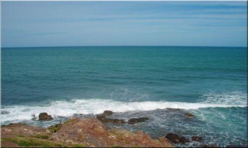 Zdjecie DOMINIKANA / Republika Puerto Plata / Puerto Plata / Widok na ocean