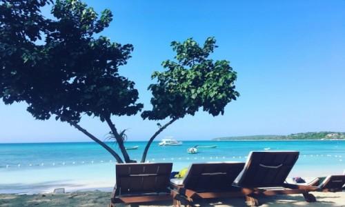 Zdjecie DOMINIKANA / Punta rucia  / Punta rucia  / W drodze na Cayo Paraiso