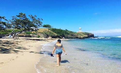 Zdjecie DOMINIKANA / Puerta Plata  / Playa Bachata Resort  / Spacerując po plaży