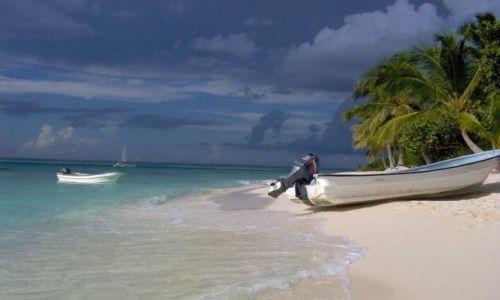 Zdjecie DOMINIKANA / Punta Cana / wyspa Catalina / rajska Catalina