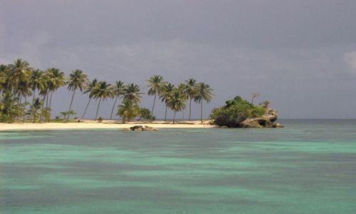 Zdjecie DOMINIKANA / Samana / wyspa Bacardi / Bacardi