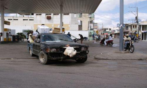 Zdjecie DOMINIKANA / brak / Dominikana/ Samana / Jak transportować zakupy:)