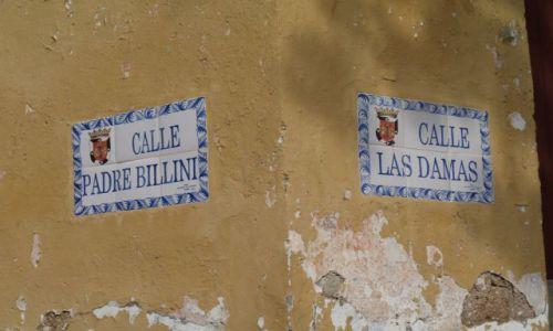 DOMINIKANA / brak / Dominikana  / Ulice Santo Domingo