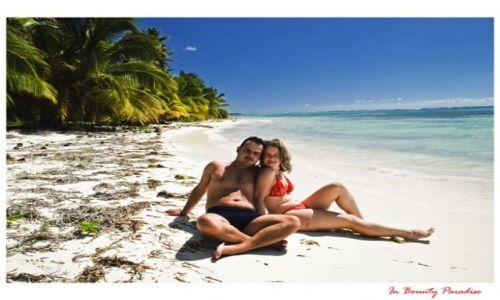 Zdjecie DOMINIKANA / Saona  / Karaiby / Jak w Raju