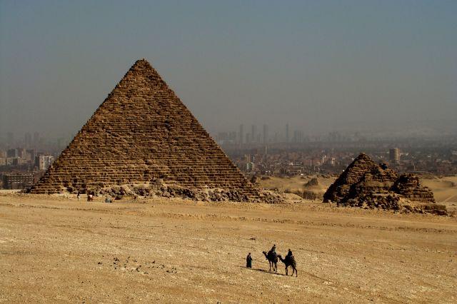 Zdjęcia: Egipt, Piramidy, EGIPT