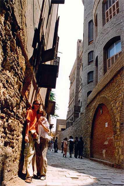 Zdjęcia: Kair, Obszar koptyjski, EGIPT