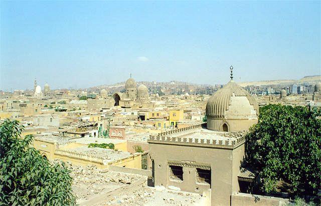 Zdjęcia: Kair, Miasto żywych i umarłych, EGIPT