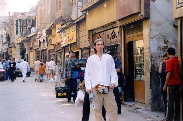 Zdjęcia: Kair, ulice Kairu, EGIPT