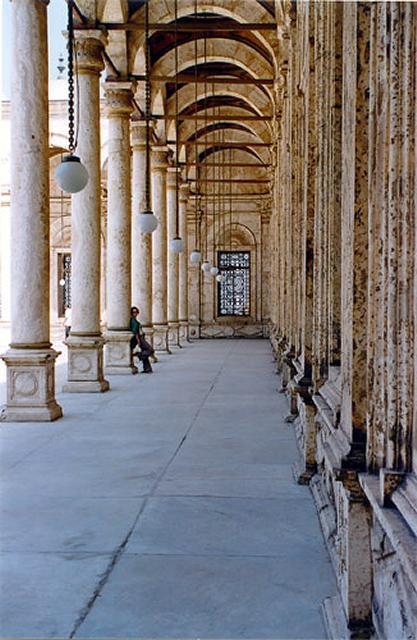 Zdjęcia: Kair, Meczet Muhammada Ali, EGIPT