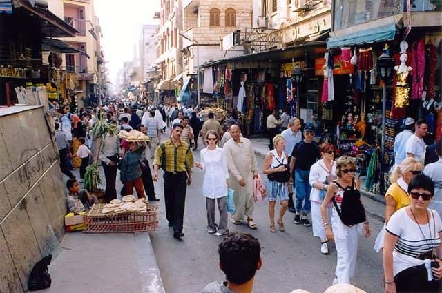 Zdjęcia: Kair, Bazar Khan el Khaili, EGIPT