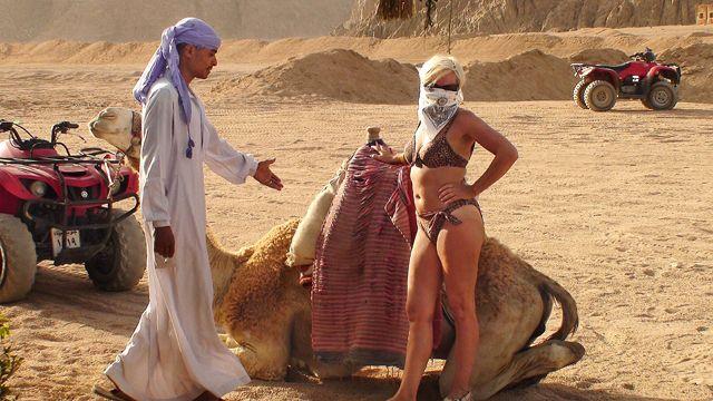 Zdjęcia: Pustynna Burza, Gdzieś na południu, Czas na przerywnik, EGIPT