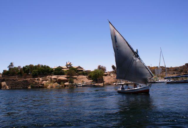 Zdjęcia: na Nilu, Assuan, ...rejsik....., EGIPT