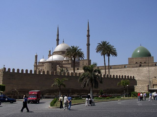 Zdjęcia: Kair, Cytadela , EGIPT