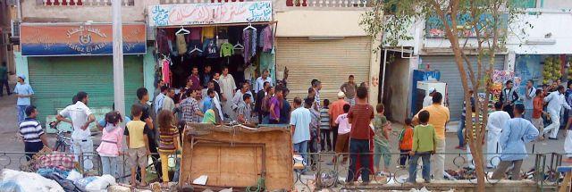 Zdjęcia: Hurghada, zamieszki w Egipcie, EGIPT