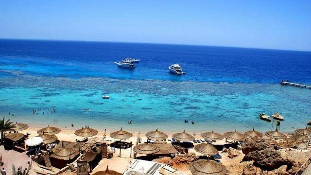 Zdjęcia: Sharm el Sheikh, Plaża Hadaba, EGIPT