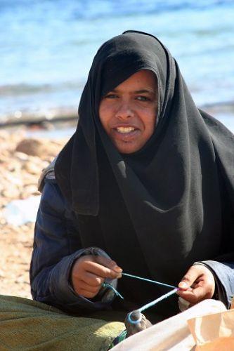 Zdjęcia: Dahab, Półwysep Synaj, Praca, EGIPT