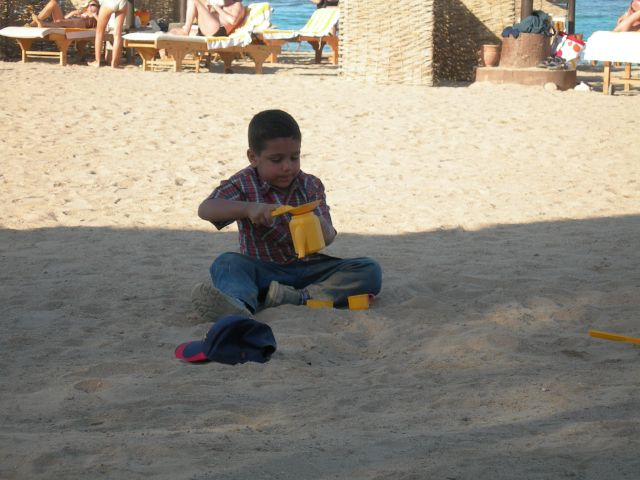 Zdjęcia: El Quseir, Budujemy Nowy Świat, EGIPT