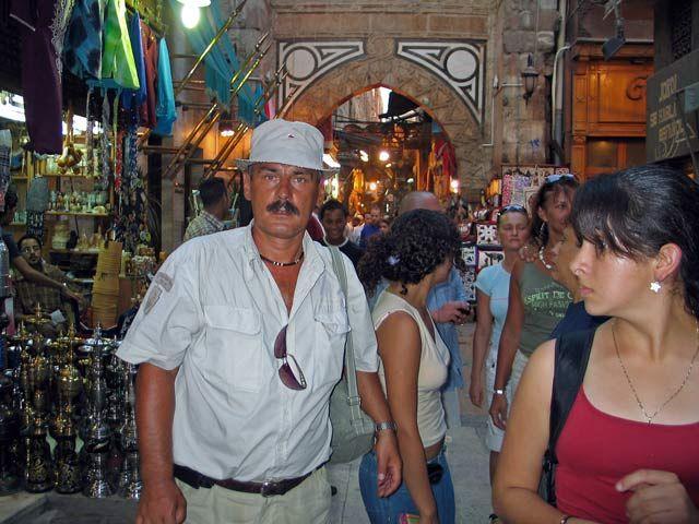 Zdjęcia: Kair, Bazar, EGIPT