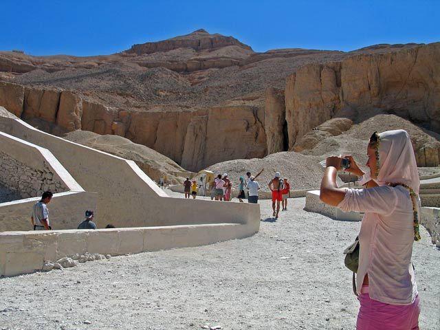 Zdj�cia: Okolice Luksoru, Dolina kr�l�w, EGIPT
