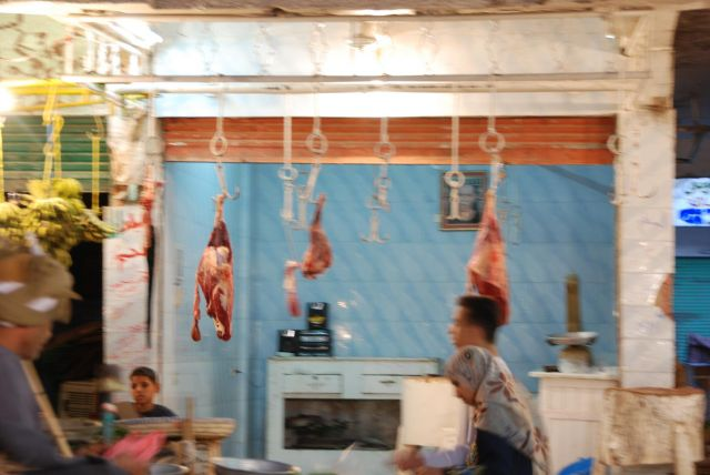 Zdj�cia: Hurghada, Egipt, Bazar w Hurghadzie, EGIPT