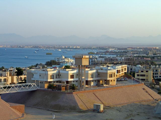 Zdjęcia: Hurgada, Panorama, EGIPT