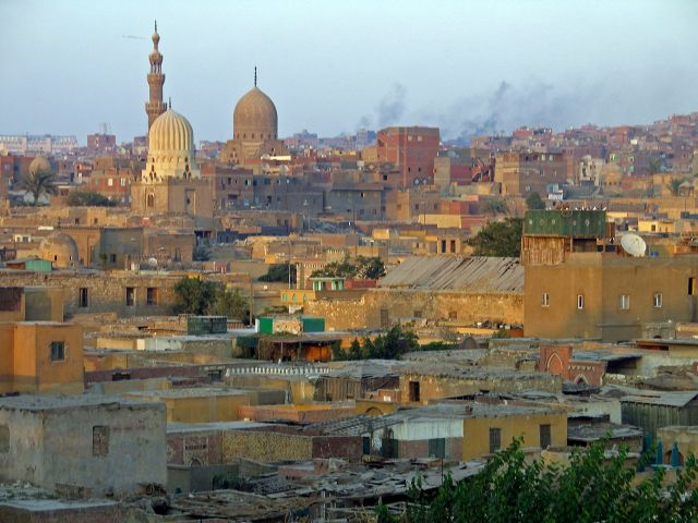Zdjęcia: Kair , Stary Kair, EGIPT