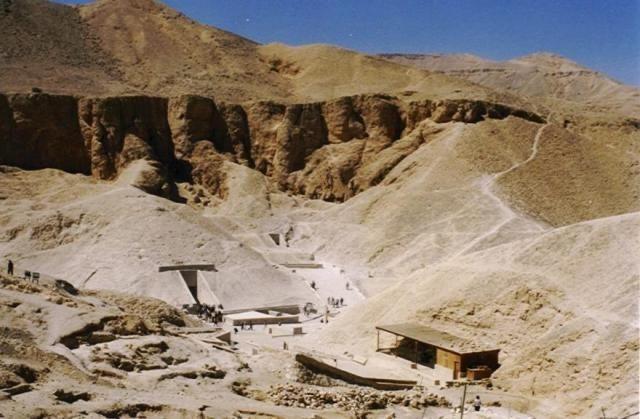 Zdj�cia: Teby, Egipt po�udniowy, Dolina Kr�l�w, EGIPT