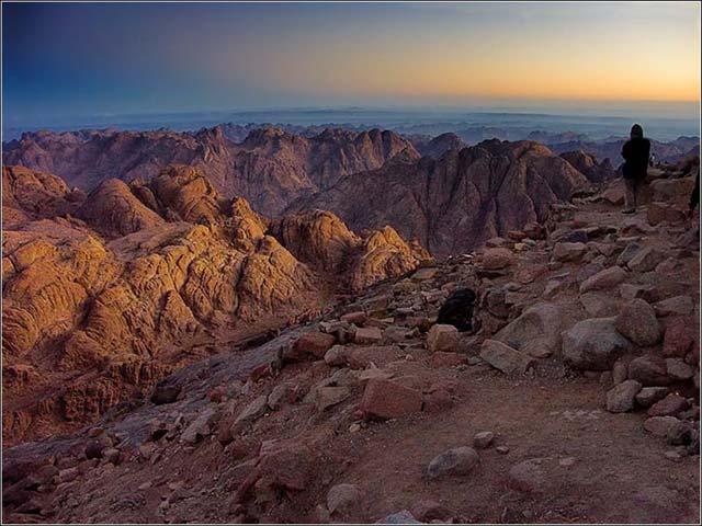 Zdjęcia: Góra Synaj, Półwysep Synaj, Bezkres, EGIPT