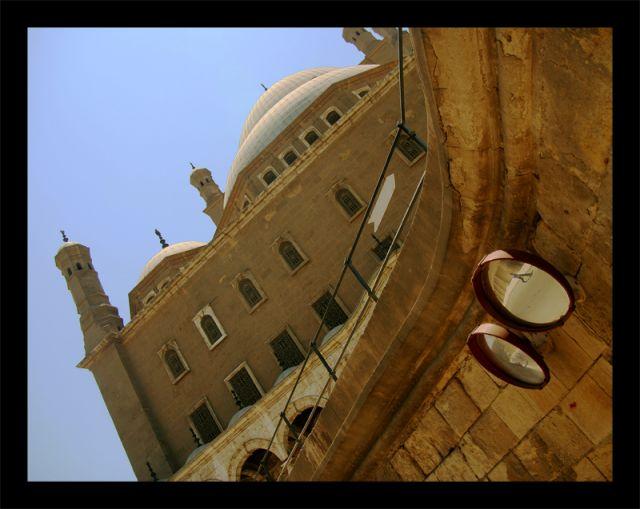 Zdjęcia: Cytadela, Kair, kierunek zwiedzania, EGIPT