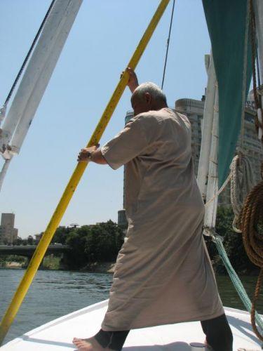 Zdjęcia: Kair, Na Nilu, EGIPT
