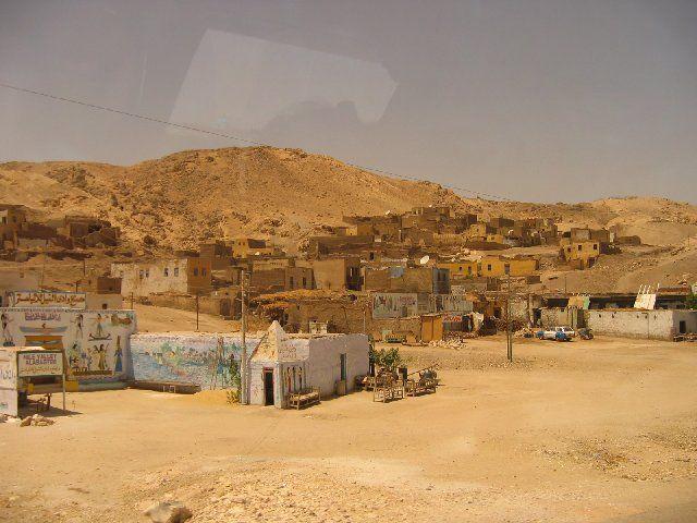 Zdjęcia: Luksor, Zachodni Brzeg Luksoru, EGIPT