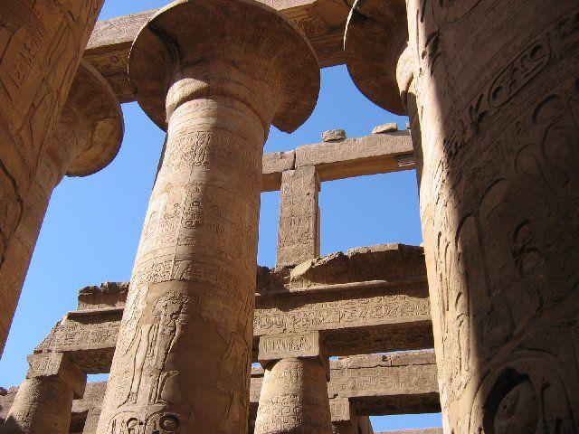 Zdjęcia: Luksor, Karnak, EGIPT