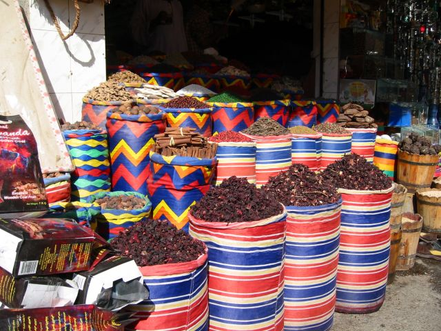 Zdjęcia: Al Dahar, Hurghada, Karkade, EGIPT