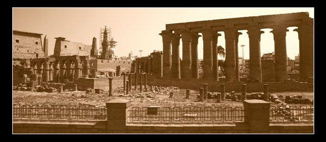 Zdjęcia: Luxor, Luxor Temple, EGIPT