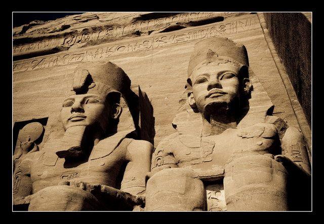 Zdjęcia: Abu Simbel, Abu Simbel II, EGIPT