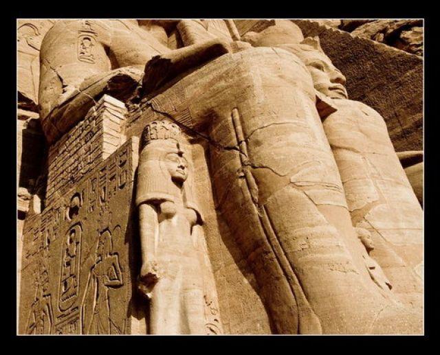 Zdjęcia: Abu Simbel, Abu Simbel III, EGIPT