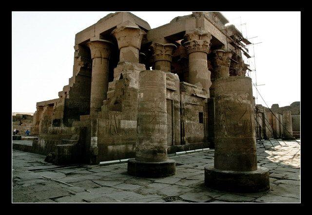 Zdj�cia: Kom-Ombo, The Kom-Ombo Temple, EGIPT