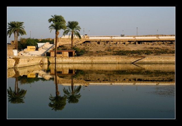 Zdjęcia: Ipet-isut, The Sacred Lake, EGIPT