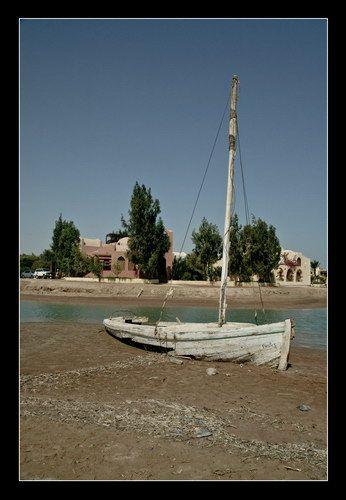 Zdjęcia: El Gouna, The Boat, EGIPT
