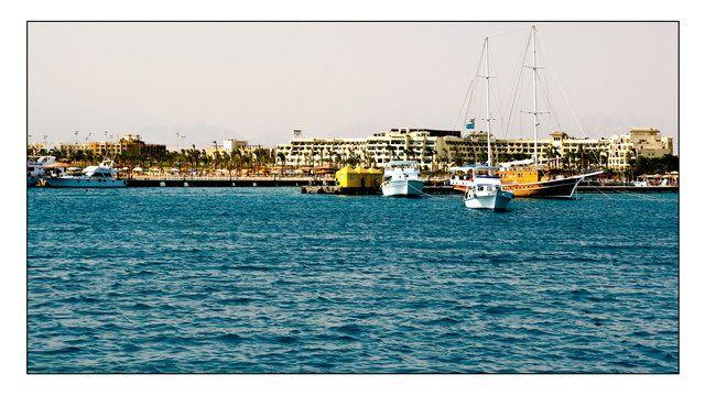 Zdjęcia: Giftun, Ships, EGIPT