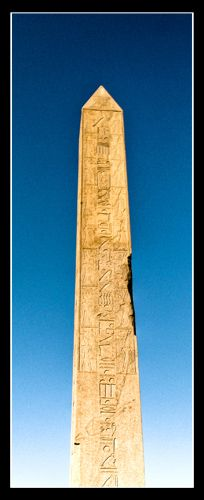 Zdj�cia: Ipet-isut, Obelisk, EGIPT