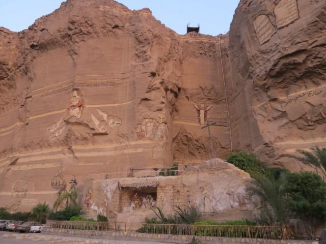 Zdjęcia: Kair, Kair, Mukattam, EGIPT
