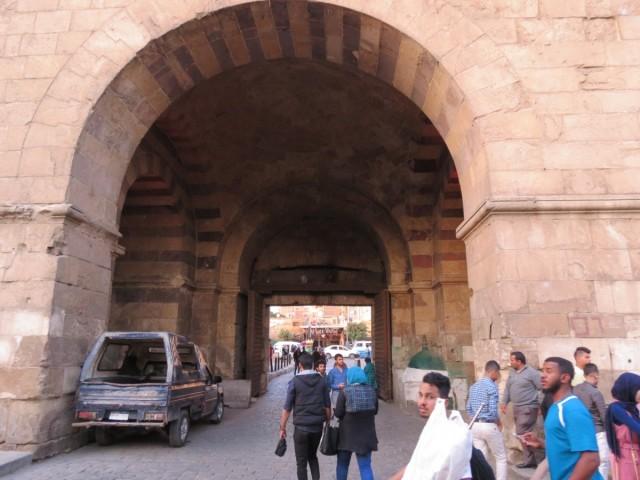 Zdjęcia: Kair, Afryka, brama 1, EGIPT