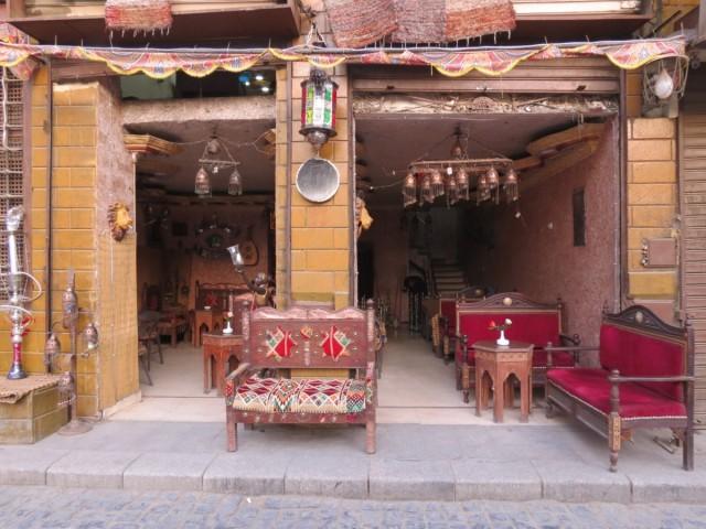 Zdjęcia: Kair, Afryka, cafe lord 1, EGIPT