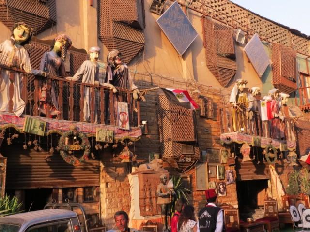 Zdjęcia: Kair, Afryka, cafe lord 2, EGIPT