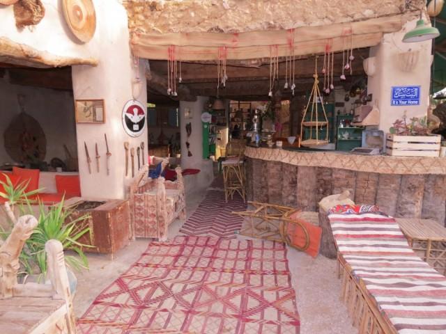 Zdjęcia: Kair, Afryka, siwa kleopatra cafe, EGIPT