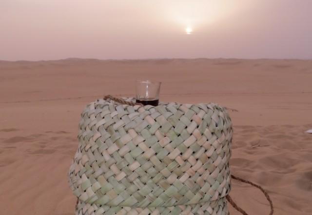 Zdjęcia: Kair, Afryka, siwa herbata na pustyni1, EGIPT