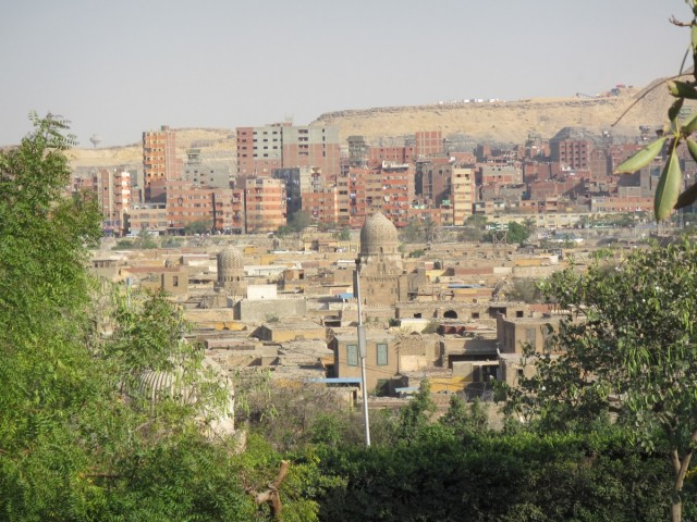 Zdjęcia: Kair, Afryka, Al Azhar Park1, EGIPT