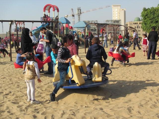 Zdjęcia: Kair, Afryka, Al Azhar Park2, EGIPT