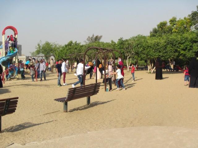 Zdjęcia: Kair, Afryka, Al Azhar Park3, EGIPT